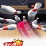 Dwonload 365 Bowling Cell Phone Game