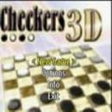 Dwonload 3D Checkers Cell Phone Game