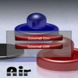 Dwonload Air Hockey without ad Cell Phone Game