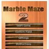Dwonload Marble Maze 2_Motion Sensor Cell Phone Game