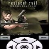 Dwonload RESIDENT EVIL DEGENERATION. Cell Phone Game