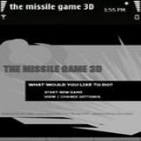 Dwonload missile game 3D Cell Phone Game
