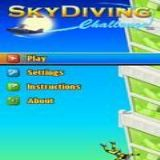Dwonload Skydiving challenge Cell Phone Game