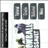 Dwonload Snowball Assault Cell Phone Game