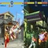 Dwonload Street Fighter Cell Phone Game
