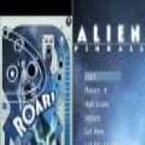 Dwonload Alien Pinball Cell Phone Game