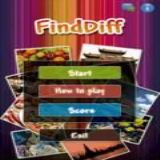 Dwonload FindDiff Cell Phone Game
