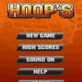 Dwonload Hoops Cell Phone Game
