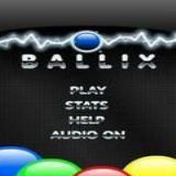 Dwonload Ballix is a new ball game Cell Phone Game