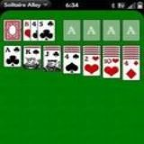 Dwonload Touch solitare Cell Phone Game