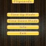 Dwonload flip cards Cell Phone Game