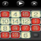 Dwonload Fifteen Touch Cell Phone Game