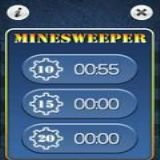 Dwonload Mine Sweeper Cell Phone Game