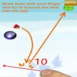 Dwonload Bounce It_Angry Bird Modded _by VP Cell Phone Game