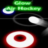Dwonload HD Glow Air Hockey Cell Phone Game