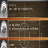 Dwonload Tap Soccer Cell Phone Game
