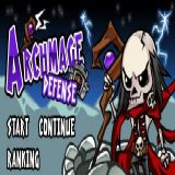 Dwonload Archmage Defense Cell Phone Game