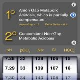Download Acid Plus - The ABG Calculator Cell Phone Software