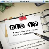 Download Did I Goal Planning Made Simple Cell Phone Software