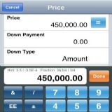 Download FastFigures Finance Calculator Cell Phone Software