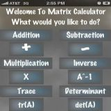 Download Matrix Calculator Cell Phone Software