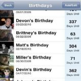 Download Mint Countdowns Pro Cell Phone Software