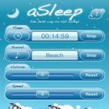 Download aSleep Cell Phone Software
