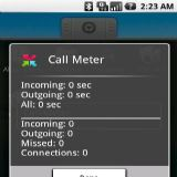 Download Call Meter Cell Phone Software