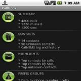 Download Callbook Cell Phone Software