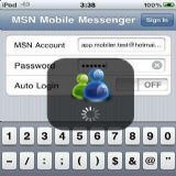 Download MSN Mobile Messenger Cell Phone Software