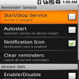 Download Missed Reminder Cell Phone Software