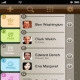 Download PowerContact (Contact Group Management) Cell Phone Software