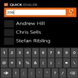 Download Quick Dialer Pro Cell Phone Software