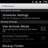 Download SMS Backup Restore Pro Cell Phone Software