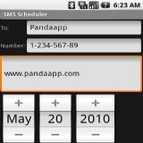 Download SMS Scheduler Cell Phone Software