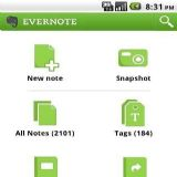 Download evernote Cell Phone Software
