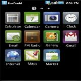 Download funDroid Cell Phone Software