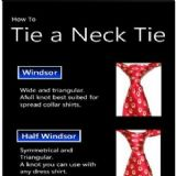 Download Kneck Tie Knots Cell Phone Software