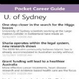 Download Pocket Career Guide Cell Phone Software