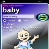 Download Baby Name Generator Cell Phone Software