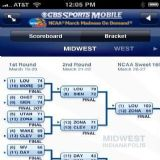 Download CBS Sports NCAA March Madness on Demand Cell Phone Software