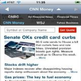 Download Money News Cell Phone Software