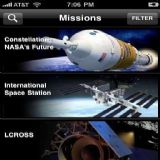 Download NASA app 4 iPhone Cell Phone Software