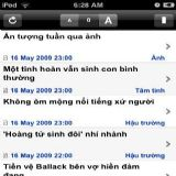 Download NgoiSao Cell Phone Software