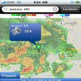Download The Weather Channel Max Cell Phone Software