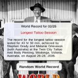 Download World Records Cell Phone Software
