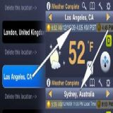 Download iWeather Complete Pro Cell Phone Software