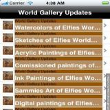 Download iWorld Gallery Updates Cell Phone Software