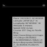 Download GPSInfo Cell Phone Software