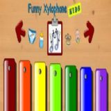 Download Funny Xylophone Kids Cell Phone Software